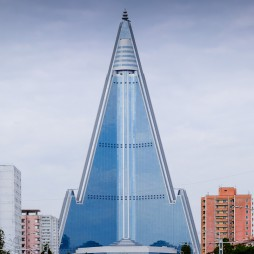 Das Ryugyong-Hotel, mein Lieblingsgbäude auf der ganzen Welt.